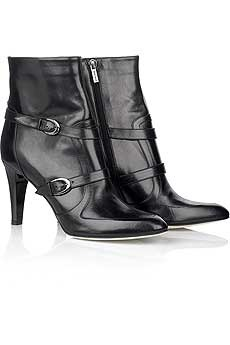 Jimmy Choo Cleo Leather Boots
