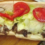 Best Cheese Steaks: White House Sub Shop